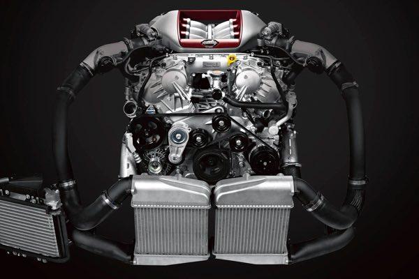 2021 Nissan GT-R IHI turbocharger
