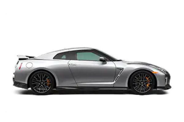 2021 Nissan GT-R Zone body construction