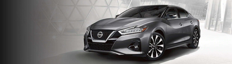 2021 Nissan Maxima in Silver