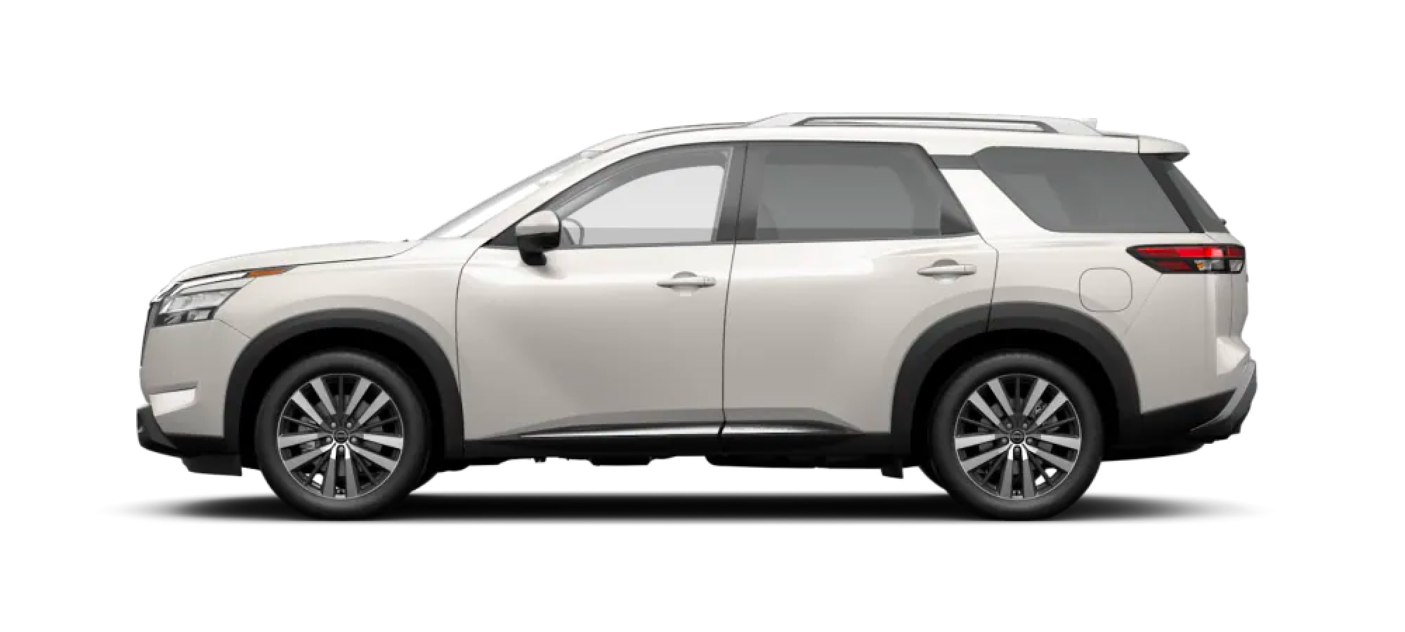 2022 Nissan Pathfinder in Pearl White TriCoat