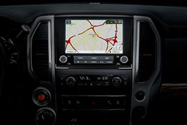 TITAN Navigation system