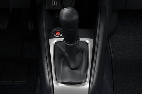 2021 Versa 5-Speed manual transmission
