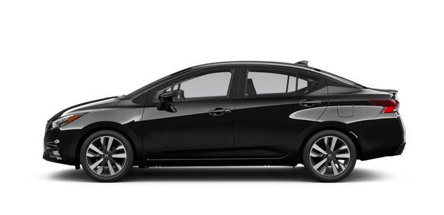 2021 Nissan Versa SR Xtronic CVT