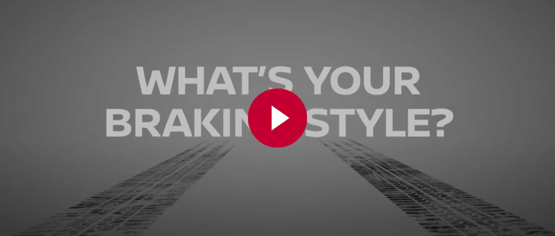 Video Thumbnail: What's your Braking Style?